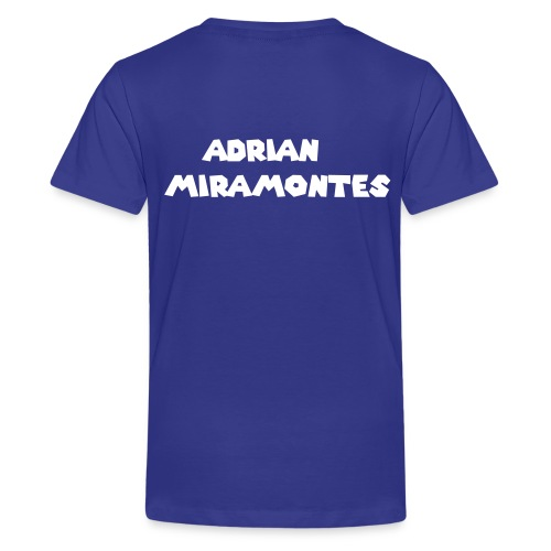SuperAdrian - Kids' Premium T-Shirt