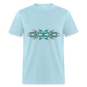 Tribal Turquoise - Men's T-Shirt