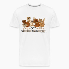 OCD Obsessive Cat Disorder