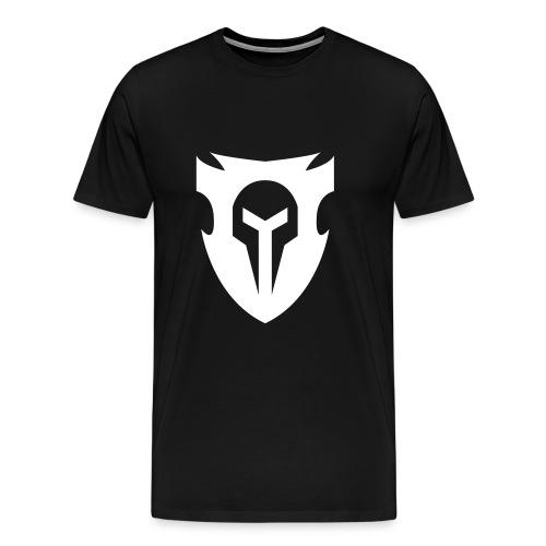Justus Mens Shirt w/ Name - Men's Premium T-Shirt