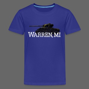 Warren, Michigan - Kids' Premium T-Shirt