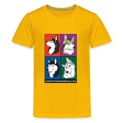 The Pack - Children's T-Shirt - Kids' Premium T-Shirt