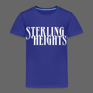 Sterling Heights, Mi - Toddler Premium T-Shirt