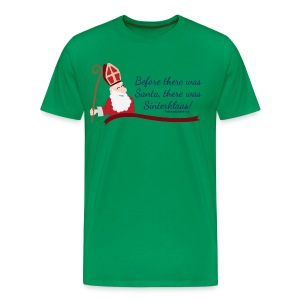 Before Santa - Men's Premium T-Shirt
