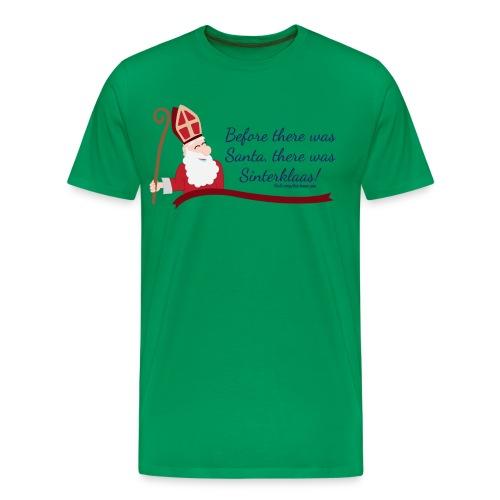 Before Santa - Men's Premium T-Shirt
