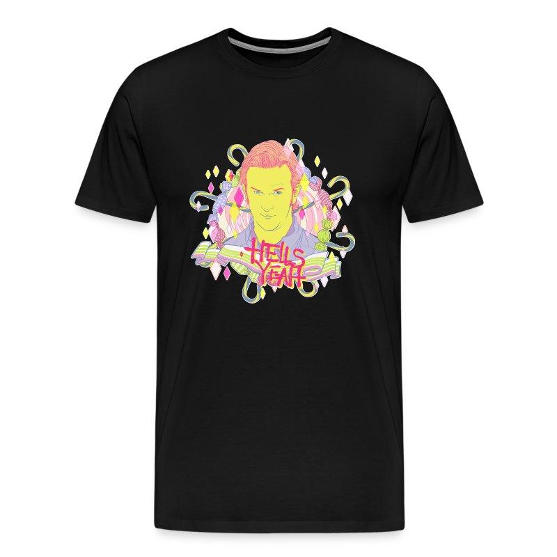 Hells Yeah - Men's Premium T-Shirt