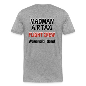 Madman Air Taxi - Men's Premium T-Shirt