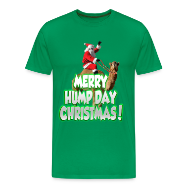 Merry Hump Day Christmas
