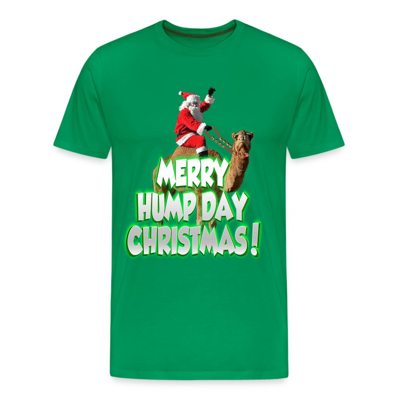 Merry hump day christmas t shirt spreadshirt Merry christmas t shirt design