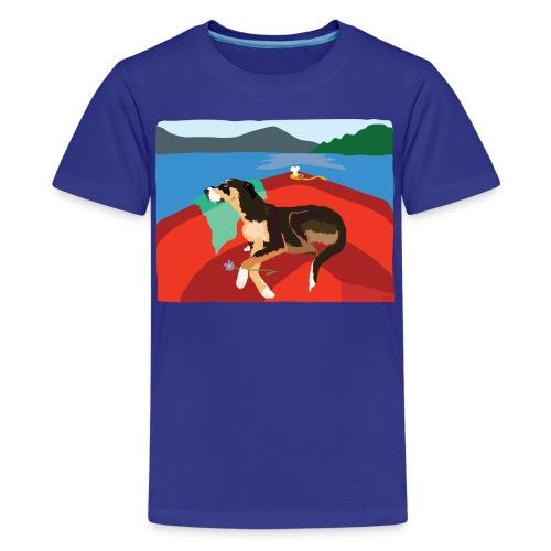 Kids' Tee | Co-Captain - Kids' Premium T-Shirt