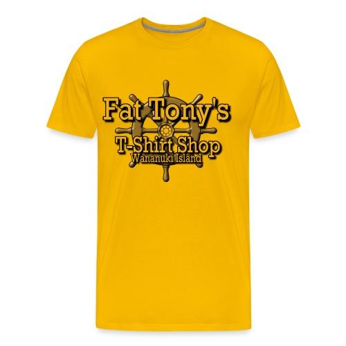 Fat Tony's - Men's Premium T-Shirt