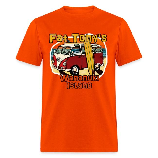 Fat Tony's  Bus