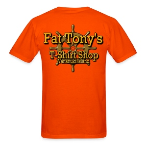 Fat Tony's  Bus - Men's T-Shirt