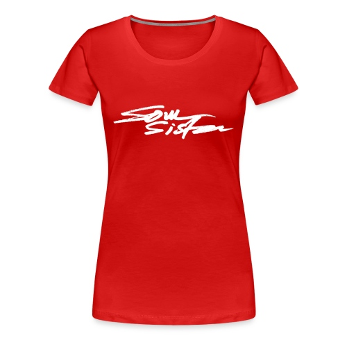 soul sista - Women's Premium T-Shirt