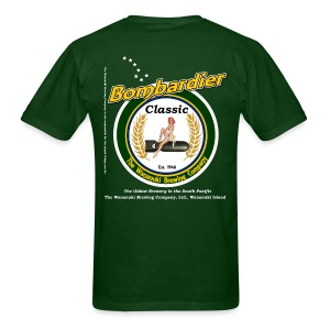 Bombardier Classic Beer - Men's T-Shirt
