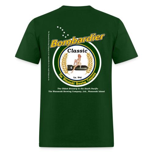 Bombardier Classic Beer - Men's T-Shirt