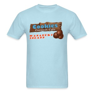 Cookies Coconut Cafe - Men's T-Shirt