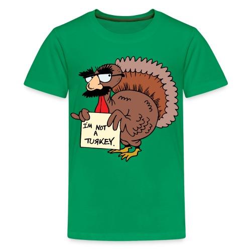 Kids Fun Turkey Shirt - Kids' Premium T-Shirt