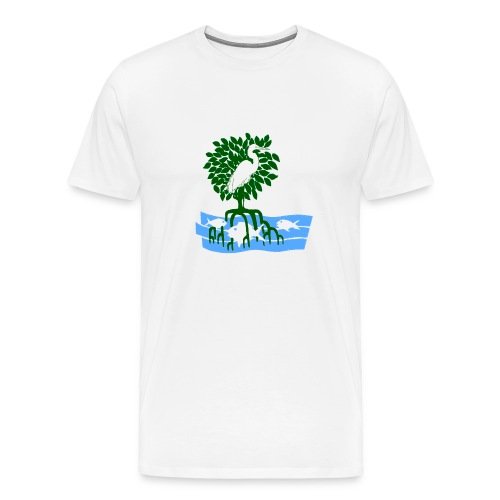 Martin County Conservation Alliance - Men's Premium T-Shirt