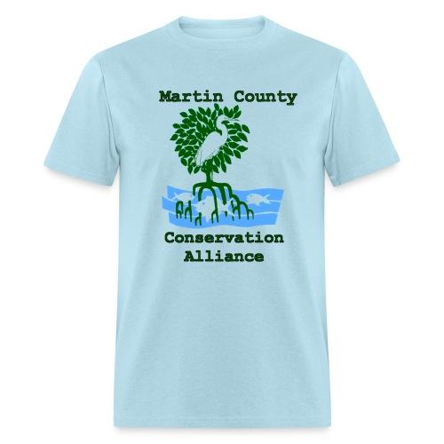 MCCA t-shirt - Men's T-Shirt