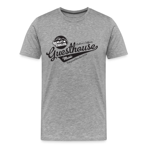 GuesthouseWMCShirts-PressFile-black.png - Men's Premium T-Shirt