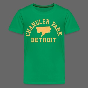 Chandler Park, Detroit - Kids' Premium T-Shirt