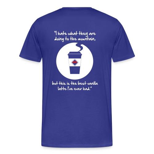 latte - Men's Premium T-Shirt