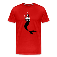 T-Shirts ~ Men's Premium T-Shirt ~ [mermaid]
