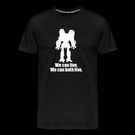 T-Shirts ~ Men's Premium T-Shirt ~ [wecanlive]