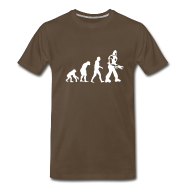 T-Shirts ~ Men's Premium T-Shirt ~ [evolution]