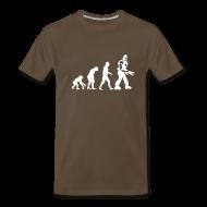T-Shirts ~ Men's Premium T-Shirt ~ [evolution]