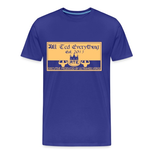 Basic All Ted Everything 3XL & 4XL T-Shirt - Men's Premium T-Shirt