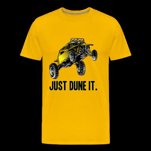 Just Dune It - Men's Premium T-Shirt