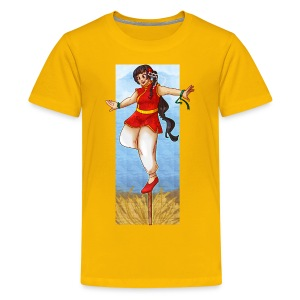 Children's Tee: The Scarecrow - Kids' Premium T-Shirt