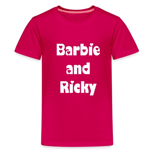 Barbie and Ricky Kids T-Shirt - Kids' Premium T-Shirt