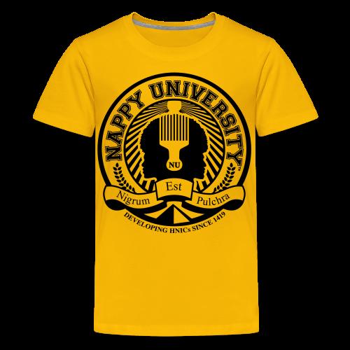 Nappy University Kids' T-Shirt - Kids' Premium T-Shirt