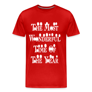 The most wonderful time of the year - Men's Premium T-Shirt