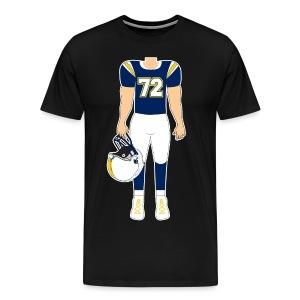 72 3x/4x - Men's Premium T-Shirt
