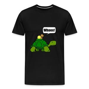 Turtle Ride - Men's Premium T-Shirt