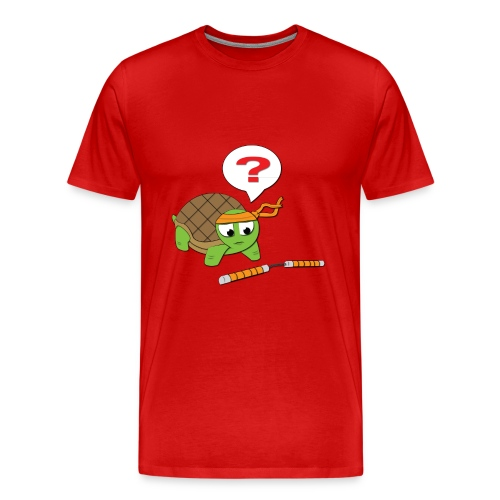 Michelangelo - Men's Premium T-Shirt