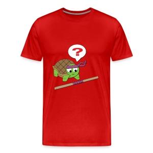 Donatello - Men's Premium T-Shirt