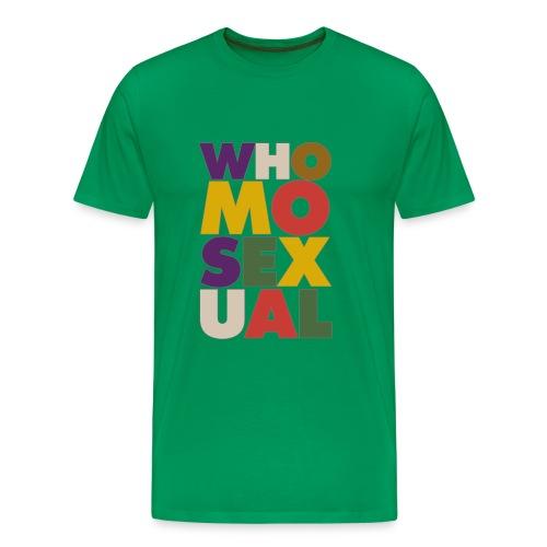 Heavy-Duty T-Shirt - Men's Premium T-Shirt