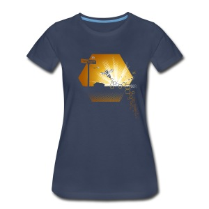 Yarmouth Road - Women's Premium T-Shirt