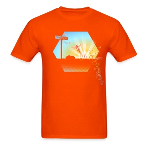 Yarmouth Road - Men's T-Shirt