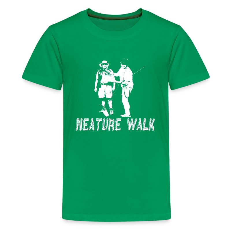 Neature Walk Kids' T-shirt - Kids' Premium T-Shirt