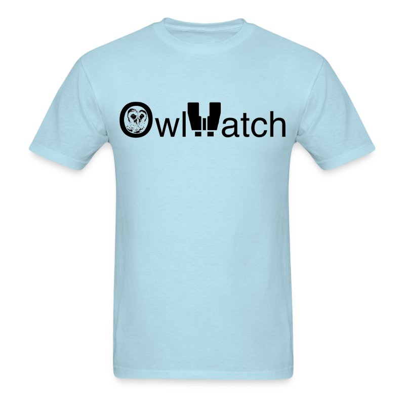 owlwatch_decal3 - Men's T-Shirt