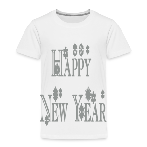 Happy New Year 2014 - Toddler Premium T-Shirt