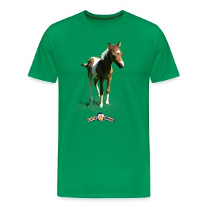 Little Hooves Patience - Men's Premium T-Shirt