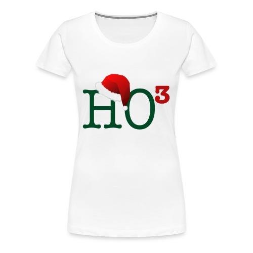HO Cubed - Women's Premium T-Shirt