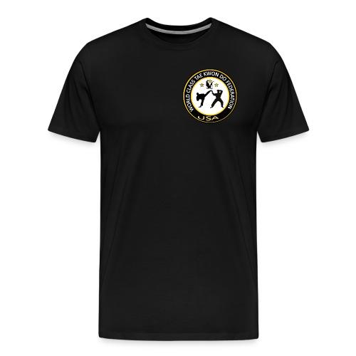 Men's Premium T-Shirt - Logo on front only